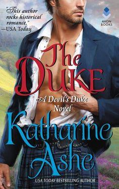 The Duke (Devil's Duke, #3)