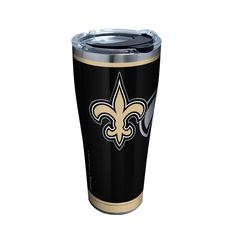 0b75b1d2a0499 Tervis NFL New Orleans Saints Rush 30oz Stainless Steel Tumbler with lid  Tumblers With Lids