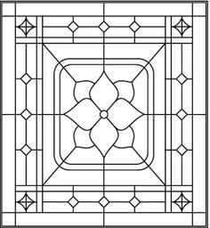 355 Best Stained Glass Patterns Ideas Images On Pinterest Glass