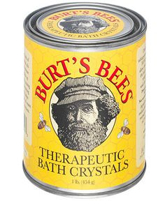 Burt's Bees THERAPEUTIC BATH CRYSTALS - Skin Care - Beauty - Macy's