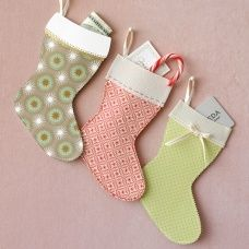 Paper Stockings and more on MarthaStewart.com
