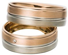 The Wedding Band Shop – Wedding Rings Dublin Ireland: Rose Gold and White Gold