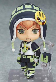 Noiz Nendoroid ~ DRAMAtical Murder $52.00 http://thingsfromjapan.net/noiz-nendoroid-dramatical-murder/ #dramatical murder figure #Japanese anime stuff #anime items