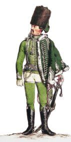 Szekely Hussar - Seven Years War