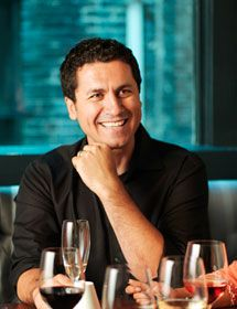 Claudio April is regarded as one of the most innovative and creative chefs in Canada today.