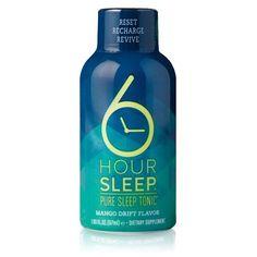 6 HOUR SLEEP - Liquid Sleep Aid: Drug-Free, Naturally Der...
