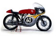 Honda RC143-125cc GP Racer