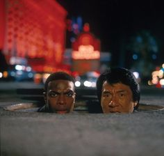 One of my fave movies ever. Jackie Chan x Chris Tucker. Chris Tucker, Jackie Chan, Dope Movie, 2 Movie, Movies Showing, Movies And Tv Shows, Hora Pico, Rush Hour, Great Movies