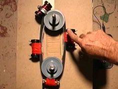 Electric Generator Self-Running