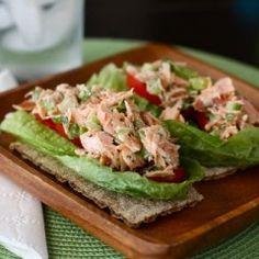 Simple Salmon Salad