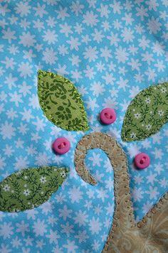 detalhesinhos dos  mini botões | by Maria Sica