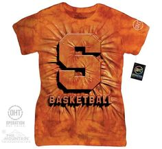 Syracuse Basketball - Ladies - 2XL