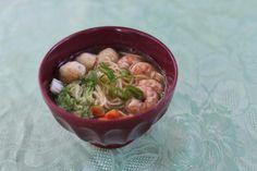 Make the Tastiest Shrimp Noodle Soup: Shrimp Noodle Soup