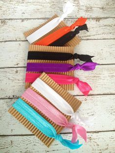 ecebac83ba91 123 Best Hair ties images in 2015 | Elastic hair ties, Hair Tie ...