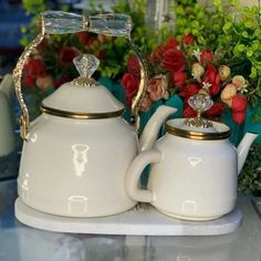 Kettle, Tea Pots, Kitchen Appliances, Tableware, Diy Kitchen Appliances, Tea Pot, Home Appliances, Dinnerware, Tablewares