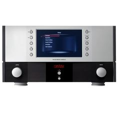 No502 Reference AV Preamplifier Front Panel