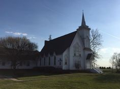 UP Church, North of Somonauk, IL.  April 19, 2016