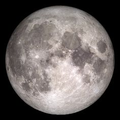 Rare Full Moon on Christmas Day