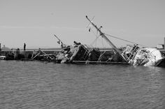 ShipWreck Saldanha Bay