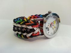 Mickey Mouse Watch Duha Loom