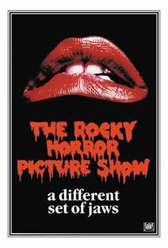 The Rocky Horror Picture Show - Movie Poster (Size: 27'' x 40'') Posterstoponline http://www.amazon.com/dp/B000RNMEQI/ref=cm_sw_r_pi_dp_qFeTtb0MV555S2G0
