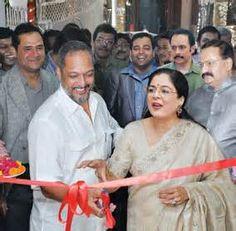 Inauguration of Sudhir Moravekar's film production company - Vidnyan Siddhi films