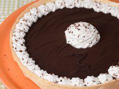 Receta | Tarta de trufa de chocolate y plátano - canalcocina.es