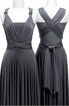 9de4d3e47a2 two birds convertible jersey gown Party Dress Outfits