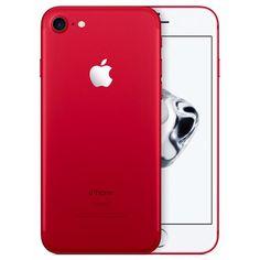 Ya está a la venta, iPhone 7 Rojo