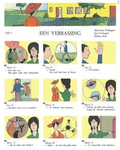 Audiovisuele Methode Nederlands / Les 5 : EEN VERRASSING (2)