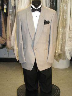 40R Mens Purple Vintage 80s Miami Vice Tuxedo Jacket Retro Prom Party Costume