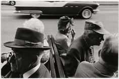 """Robert Frank's """"The Americans"""" includes 83 images—he shot 767 rolls of film. Quite frankly, his work continues to shape contemporary photography. Popular Photography, History Of Photography, Photography Gallery, Street Photography, Classic Photography, Vintage Photography, Robert Frank Photography, Walker Evans Photography, The Americans"""