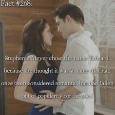 Twilight Facts #268