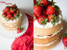 Sommertraeumchen mit Erdbeeren