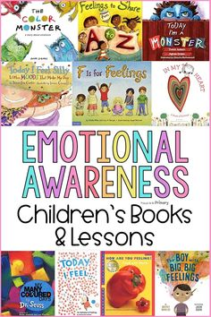 Emotional Books, Social Emotional Activities, Emotions Activities, Social Emotional Development, Emotions Game, Teaching Emotions, Feelings And Emotions, Emotional Awareness, Social Awareness