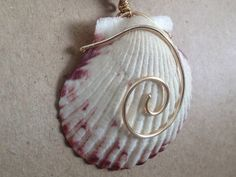 Seashells have the natural ability to disperse negative energy. Due to their home being the Ocean which is concentrated in sea salt. The shells have a protective base in which negativity finds hard to