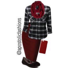 Apostolic Fashions #1023