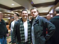 With Ray Higdon :-)