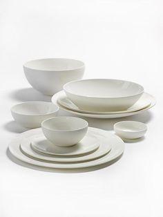 Tableware - Lens by Carlo Van Poucke for Serax