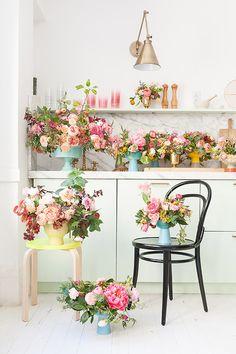 308 Best Flower Love Images In 2019 Flower Arrangements Colorful