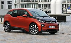 2015 BMW i3 price