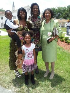 Four Generations.  The beat goes on. Happy Mother's Day