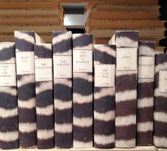 DECORATIVE BOOKS BY E. LAWRENCE