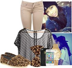 """Ready."" by jazmyn-dasia ❤ liked on Polyvore"
