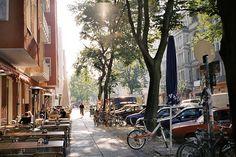 Simon-Dach-Straße in Berlin-Friedrichshain