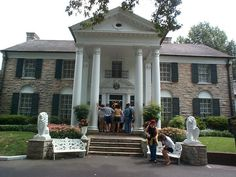 Graceland.....yep never been want to go