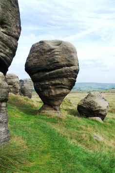Bridestones Yorkshire