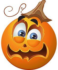 Jack-O-Lantern Smiley
