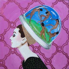Matisse Snow Globe Audrey