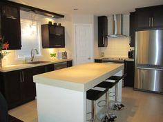 Armoires Design Plus Armoire Design, Villa, Kitchen, Table, Furniture, Home Decor, Kitchen Armoire, Home Decoration, Cooking
